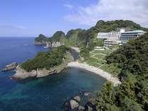堂ヶ島 ニュー銀水の写真