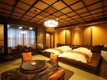 源泉の一軒宿 ふくみつ華山温泉の施設写真1