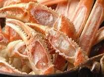 【定番☆バイキング12月〜】当館人気◎蟹まつり!焼きたてステーキやお餅つきも♪