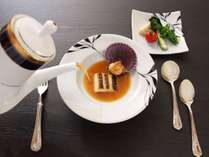 【2食付】瀬戸内産の鮮魚を贅沢に使用!せとうちブイヤベース満喫フレンチプラン