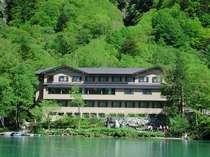 星降るホテル 上高地大正池ホテルの写真