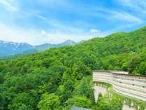 北アルプスに抱かれた山岳リゾート ホテルアンビエント安曇野の写真