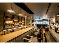 ホテルリソル名古屋 レストラン