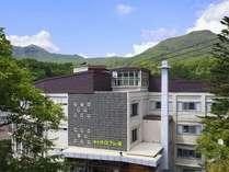 登別カルルス温泉 湯元オロフレ荘の施設写真1