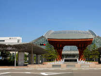 アパホテル〈金沢駅前〉の施設写真1