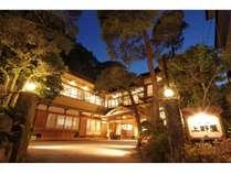 湯河原の名湯 源泉 上野屋の施設写真1