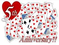 【Anniversary】■おかげさまでOPEN5周年。感謝!感謝!の5大特典付プラン。