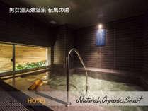 スーパーホテル湘南・藤沢駅南口 天然温泉 伝馬の湯の施設写真1
