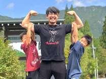 筋肉と自然と遊ぶ宿 田島館の施設写真1