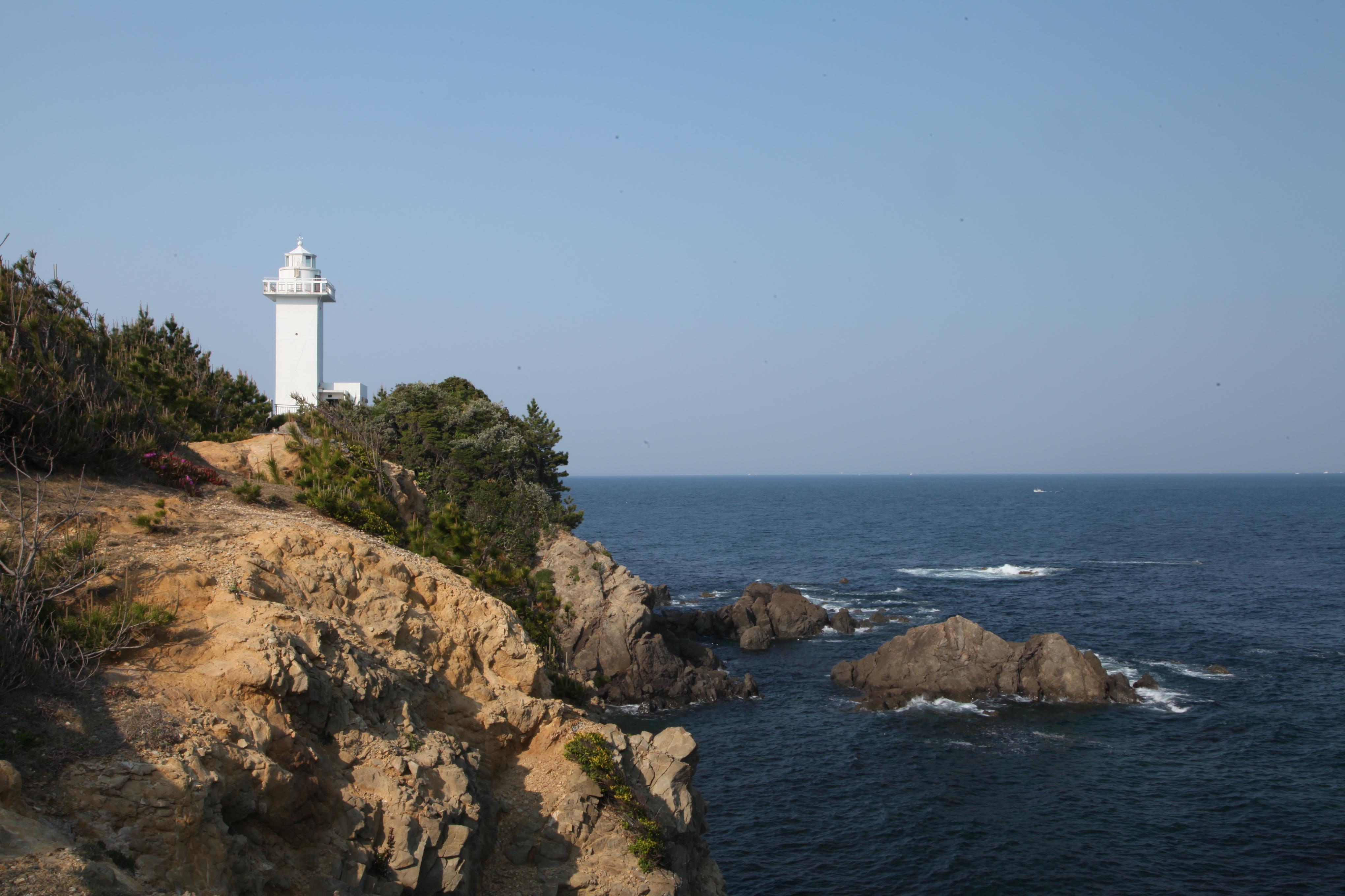 安乗灯台(安乗岬)