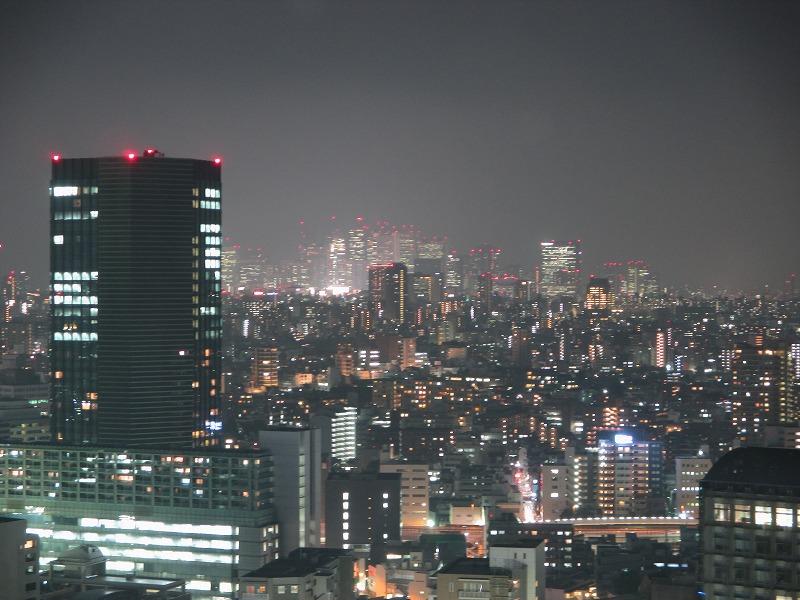 文京シビックセンター展望ラウンジ