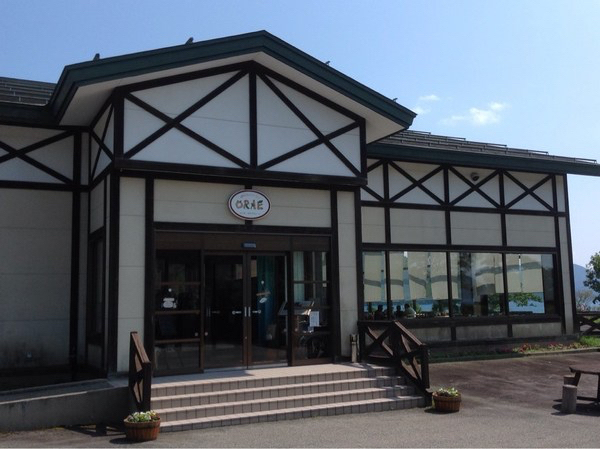 田沢湖 湖畔の杜レストラン ORAE