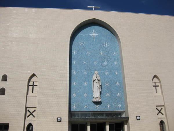 大阪カテドラル 聖マリア大聖堂