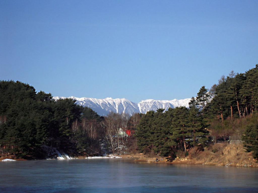 ワカサギ 美鈴 湖