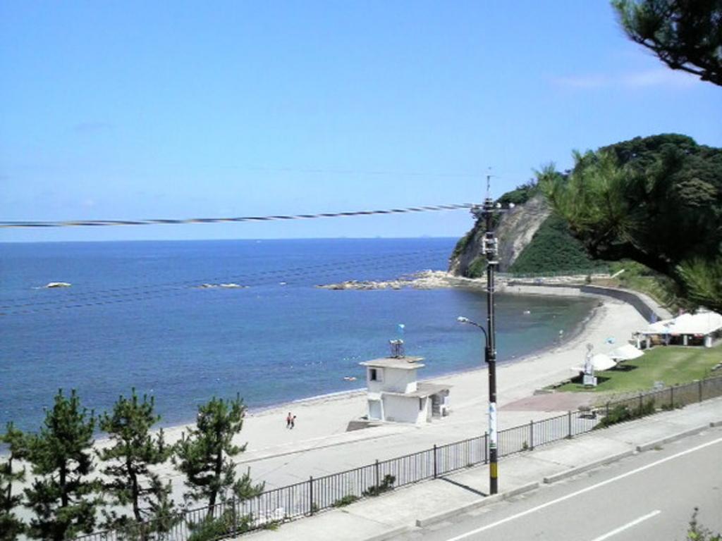 袖ケ浜海水浴場