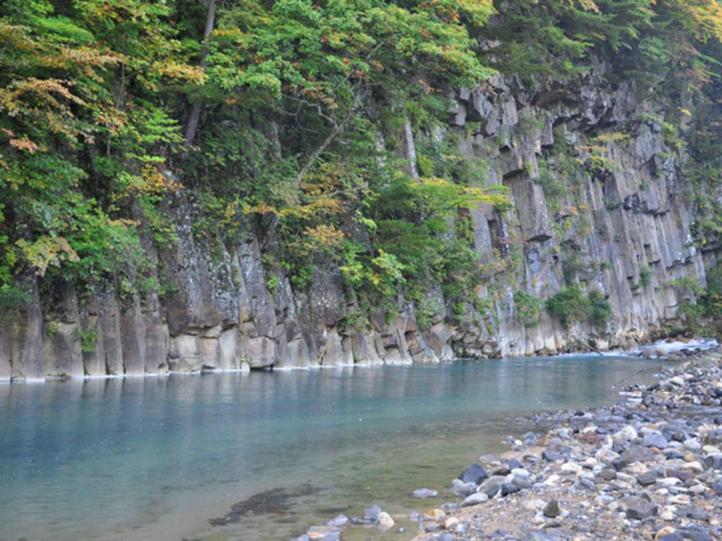 松川玄武岩