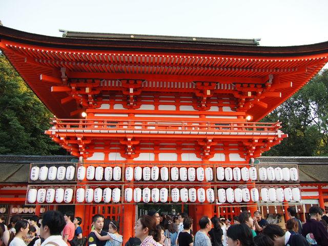 賀茂御祖神社通称は下鴨神社、ユネスコの世界遺産に「古都京都の文化財」の1つとして登録されている。_下鴨神社(賀茂御祖神社)