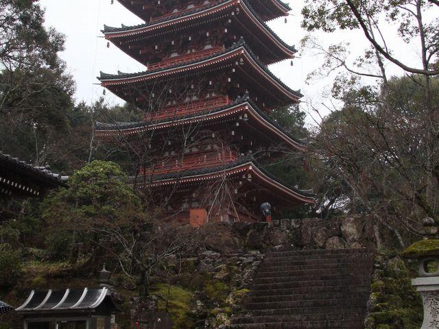 五重塔_竹林寺