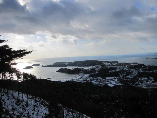 2015年1月3日撮影) 三陸復興国立公園「気仙沼大島」_三陸復興国立公園