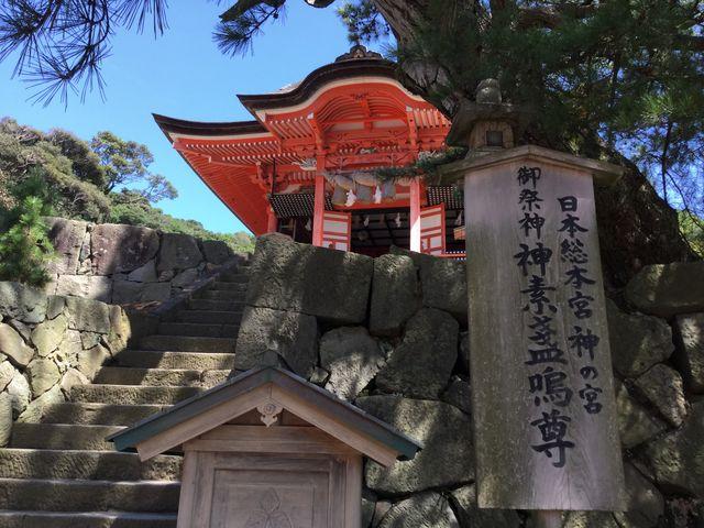 日本総本宮 って すごいですよね_日御碕神社