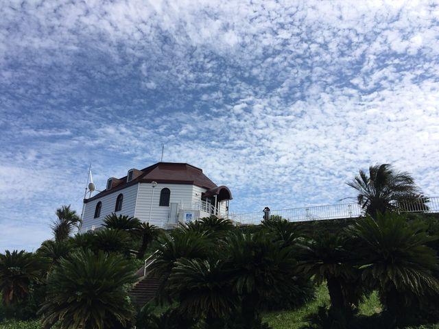 丘の建物_風の見える丘公園