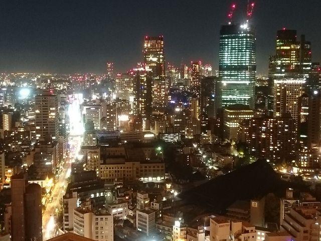 展望台2(夜景)_東京タワーメインデッキ