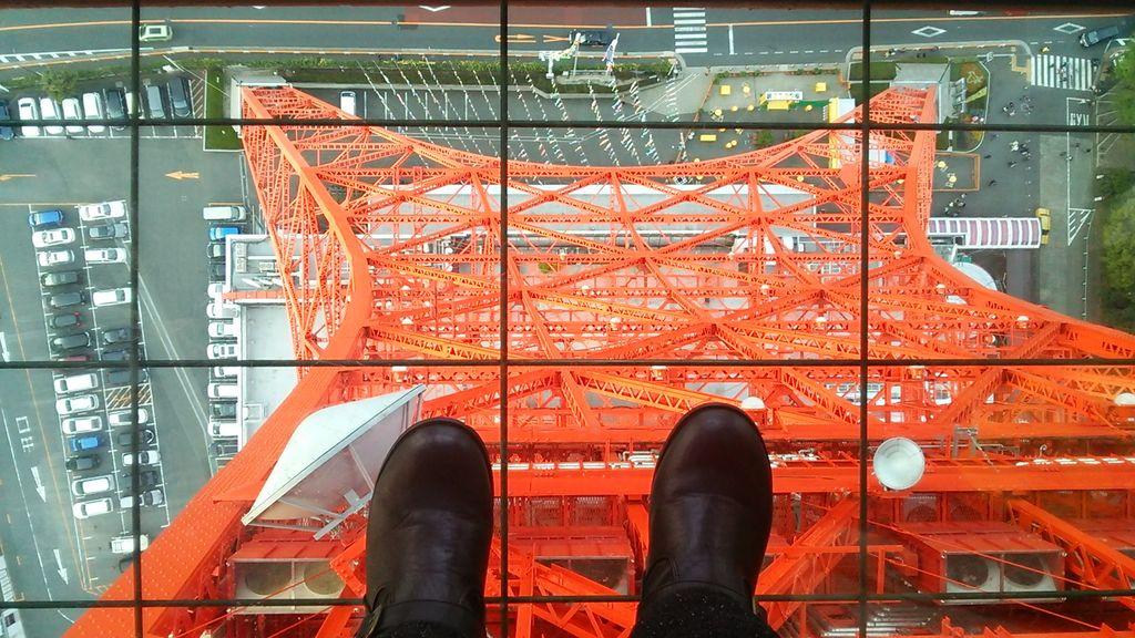 東京タワー大展望台