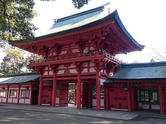 桜門_武蔵一宮氷川神社