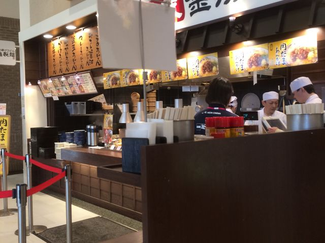 丸亀製麺 イオンタウン各務原店...