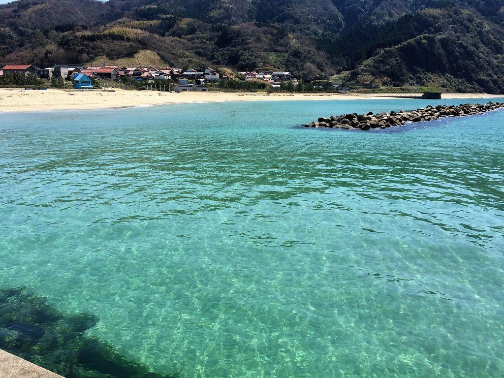 古浦海水浴場
