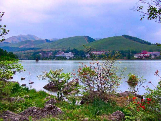 白樺湖_白樺湖