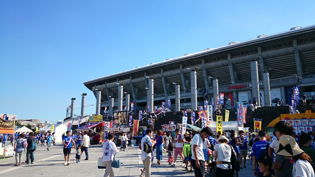 日産スタジアム(横浜国際総合競技場)