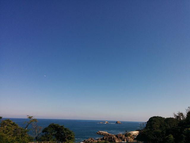 遠く望む水平線_三陸復興国立公園
