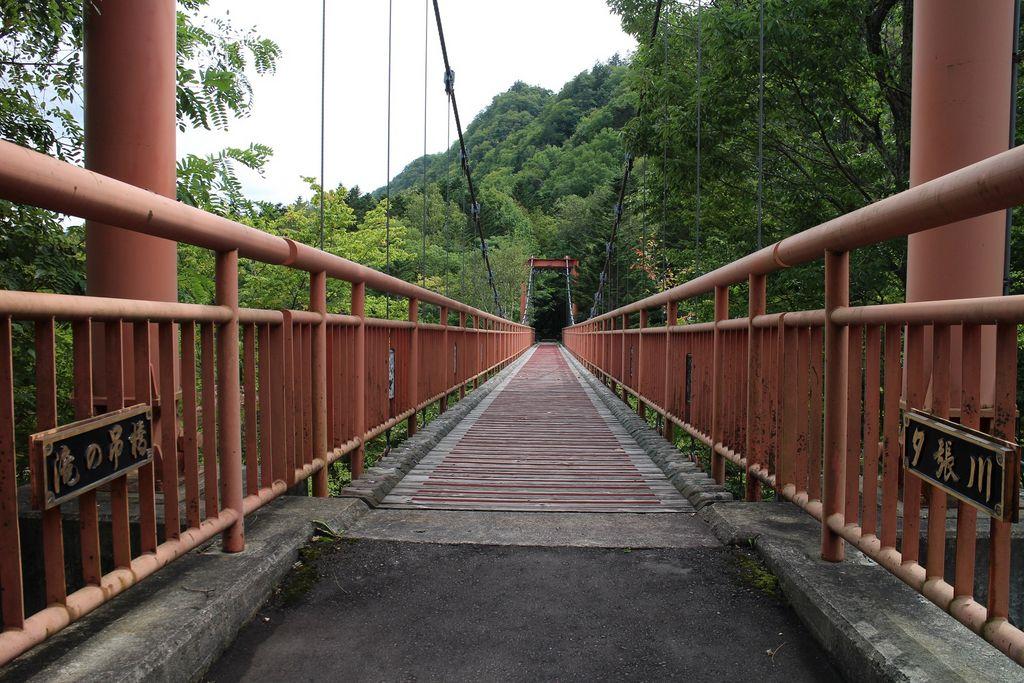 滝の上公園(ポンソウカムイコタン千鳥ケ滝)