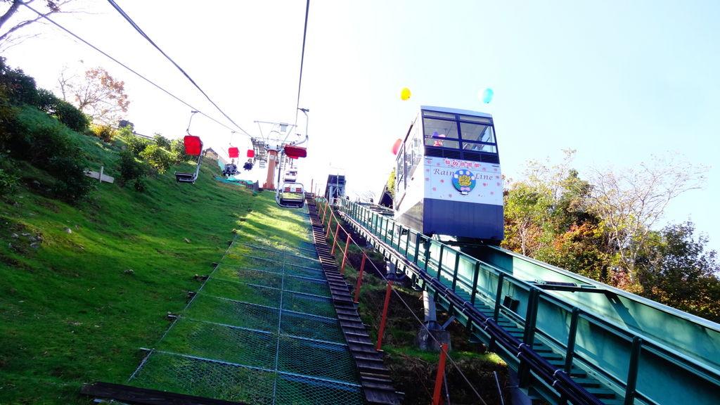 レインボーライン 梅丈岳山頂公園