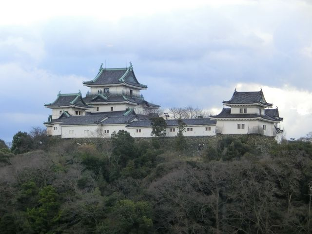 ホテルから見える和歌山城★_和歌山城