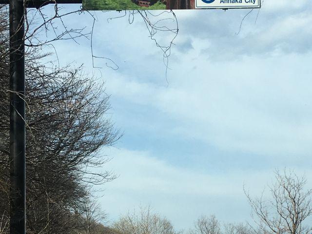 「めがね橋」案内板が、いつの間にか設置されたわぁ!(1/5)_碓氷第三橋梁(めがね橋)