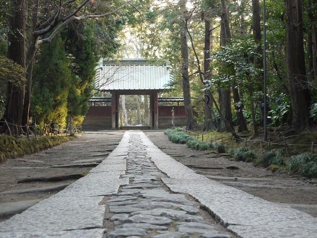 静けさに浸れます。_寿福寺