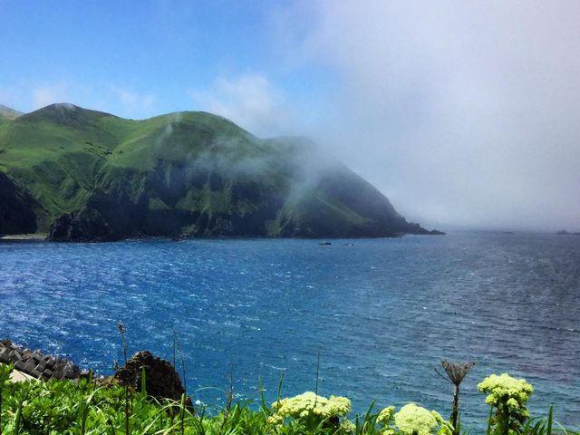 礼文島の中でも、最もクリアな海を感じられるポイント!_澄海岬