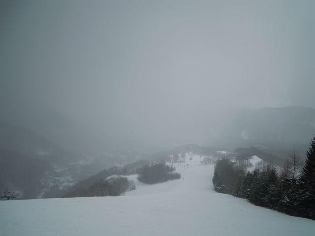 ダウンヒルコース_Mt.乗鞍スノーリゾート