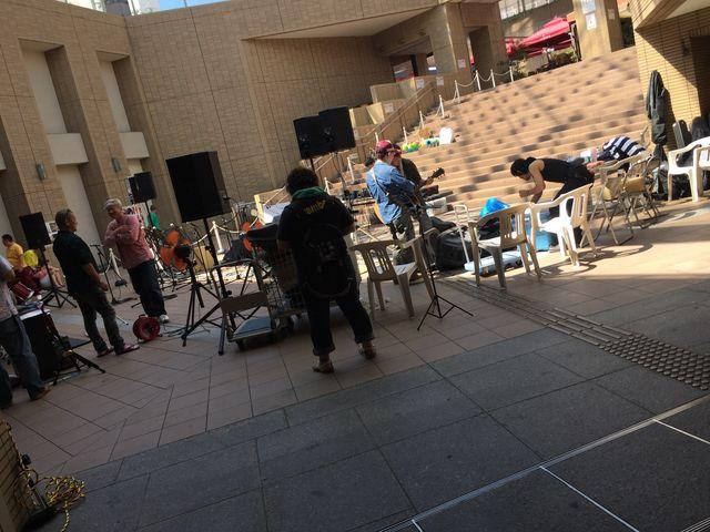 ライブ_湊町リバープレイス