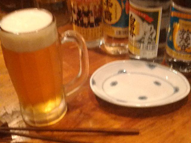まずはビール_森の賢者