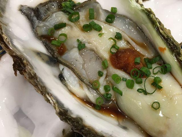 牡蠣_ひょうたん寿司