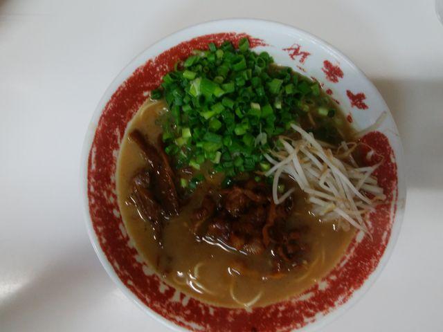 濃厚なスープが最高_中華そば 東大 大道本店