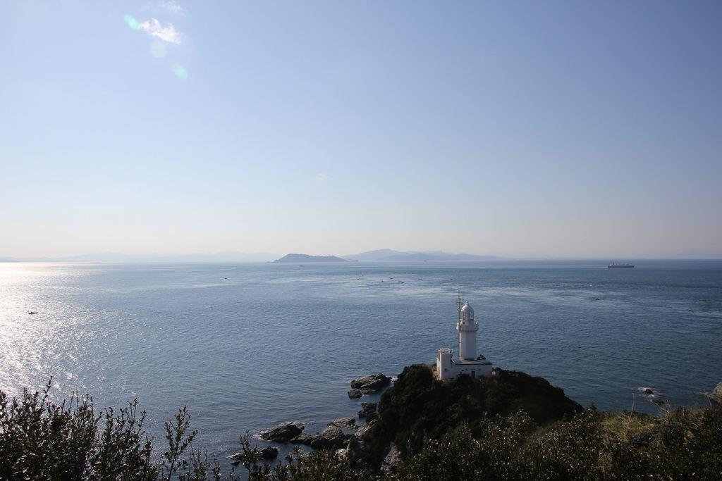 椿山展望台
