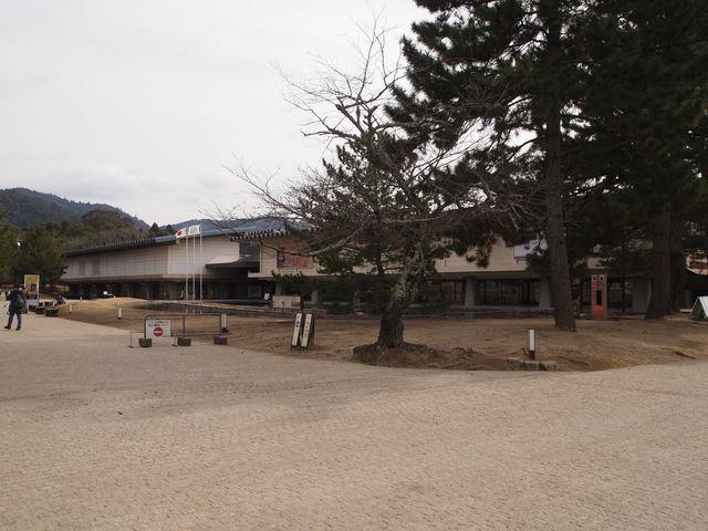 東西の新館_奈良国立博物館