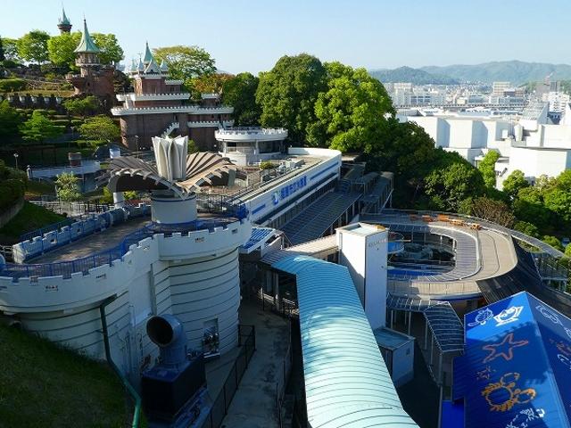 兵庫県・姫路市・姫路市立水族館_姫路市立水族館
