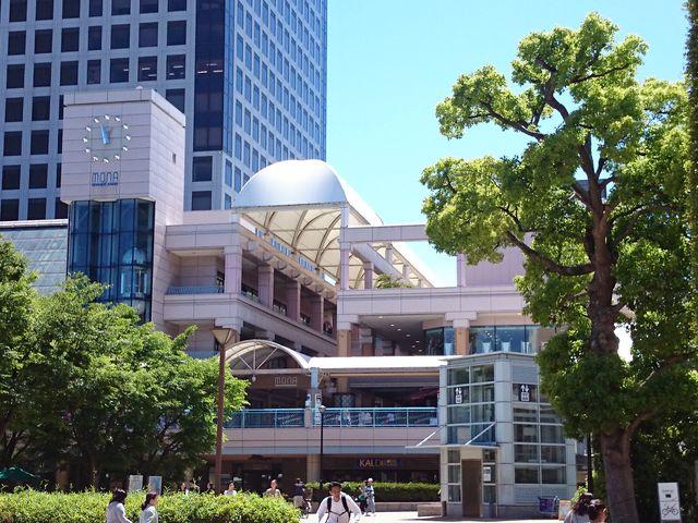 新浦安駅前のMONA_MONA新浦安