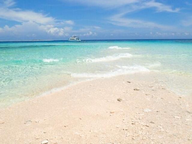 コマカ島の海_コマカ島