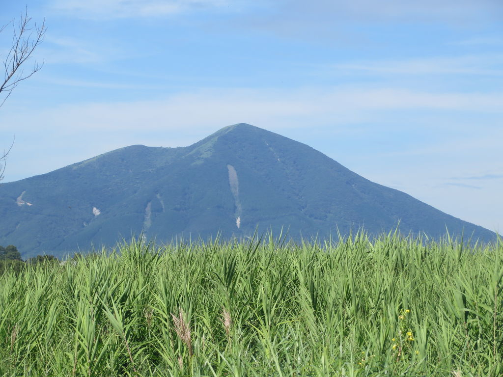 涌蓋山(玖珠富士)